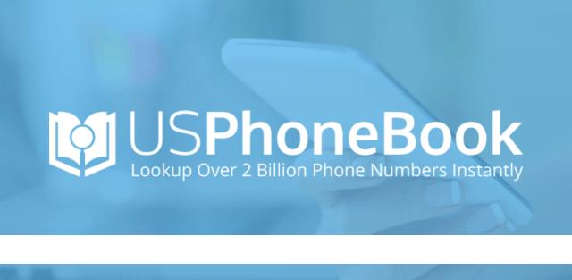 USPhoneBook 2021