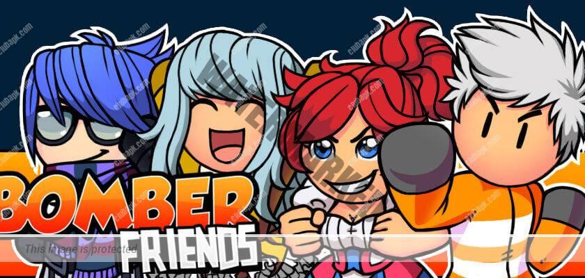 Bomber Friends 2021