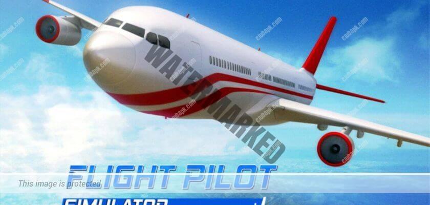 Flight Pilot Simulator 2021