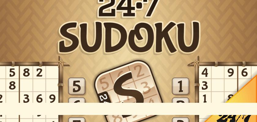 247 Sudoku 2021