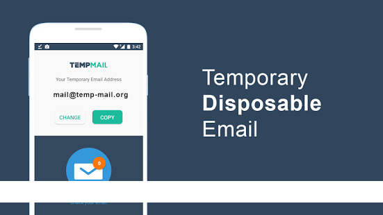 Download Temp Mail Email Apk Latest For Android | Club Apk