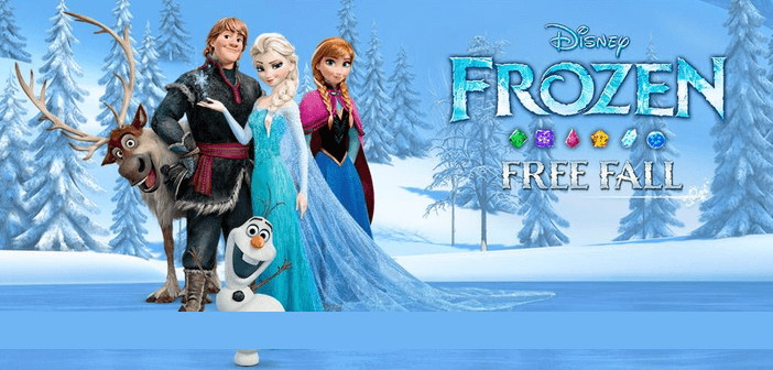 Frozen Free Fall 2021