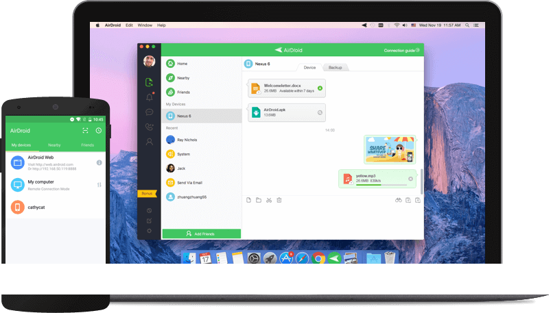AirDroid 2021