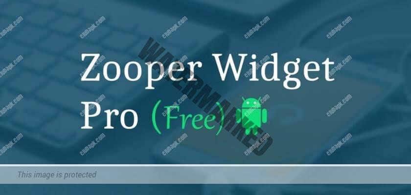 Zooper Widget Pro 2021