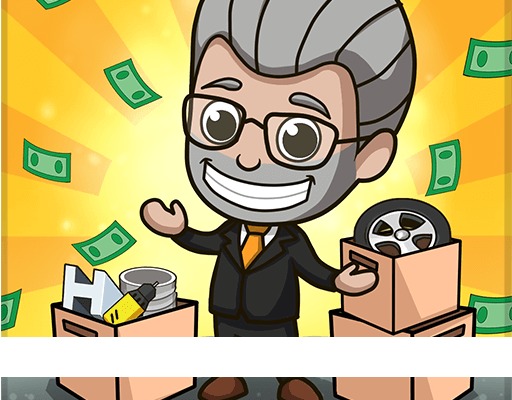 Idle Factory Tycoon 2021