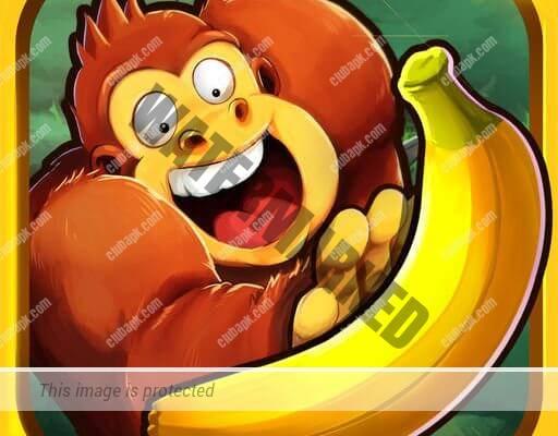 Banana Kong 2021
