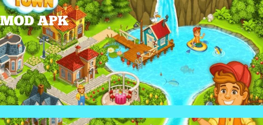 Farm Town 2021