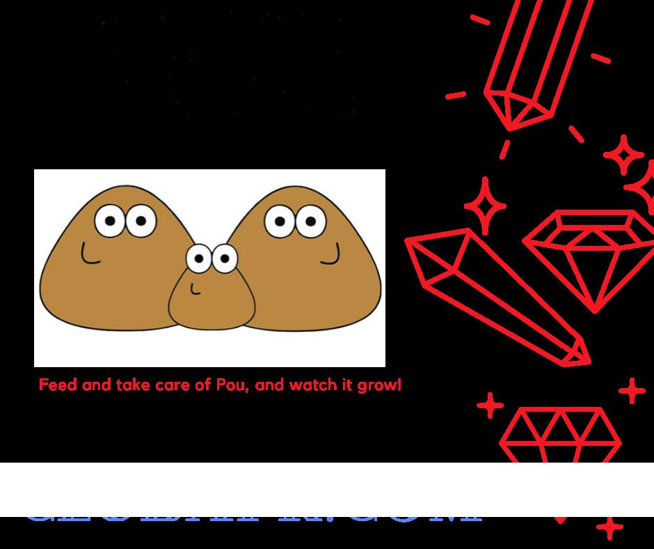 Pou Game Mod APK