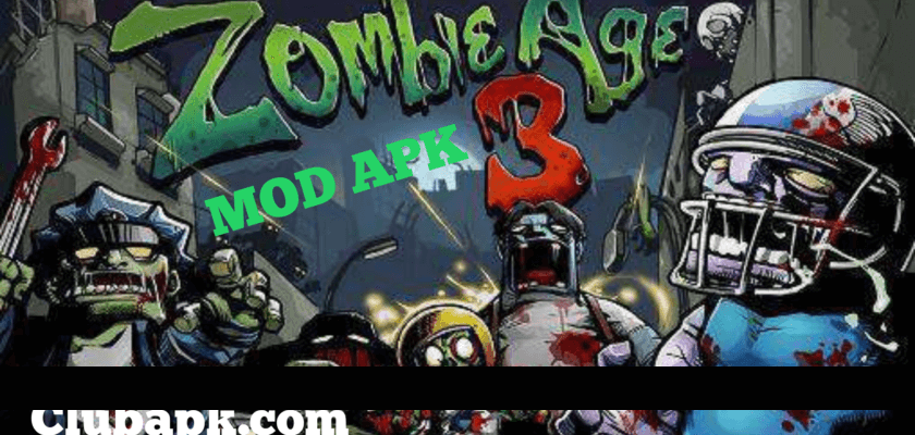 Zombie Age 2021
