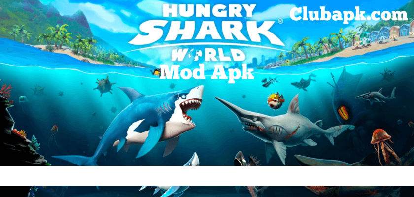 Hungry Shark 2021