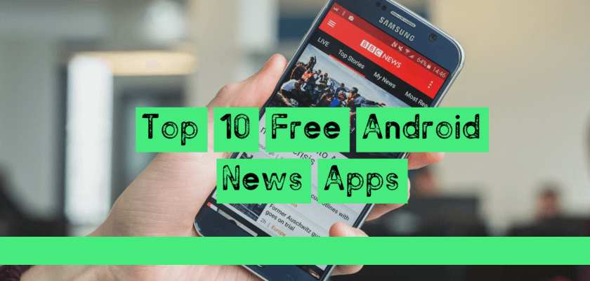news apps 2021