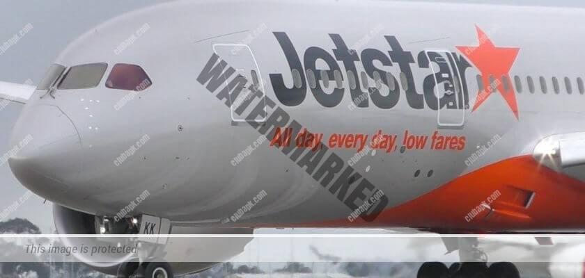Jetstar 2021