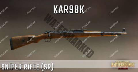 PUBG KAR98K