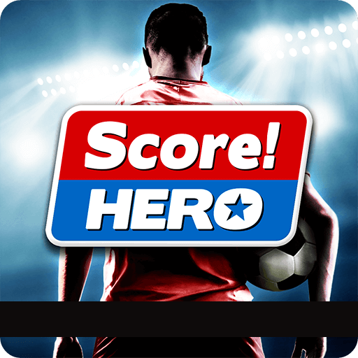 Score Hero mod apk front
