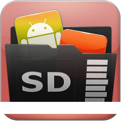 you can transfer apps to sd card for backup